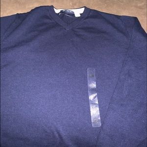 Children's Place boys navy blue sweater